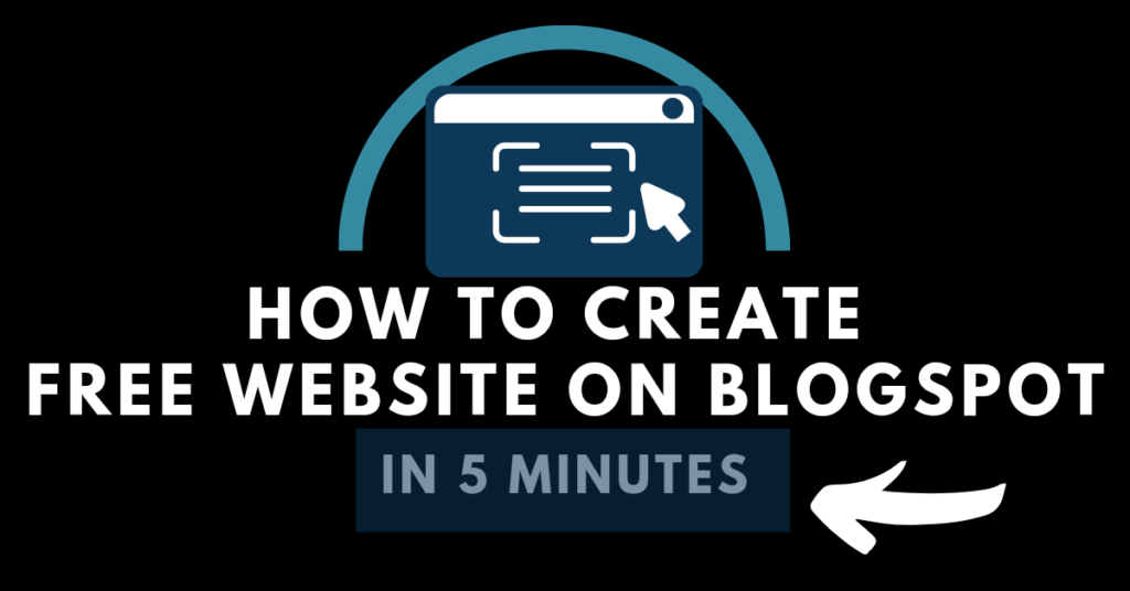 How to create free Website