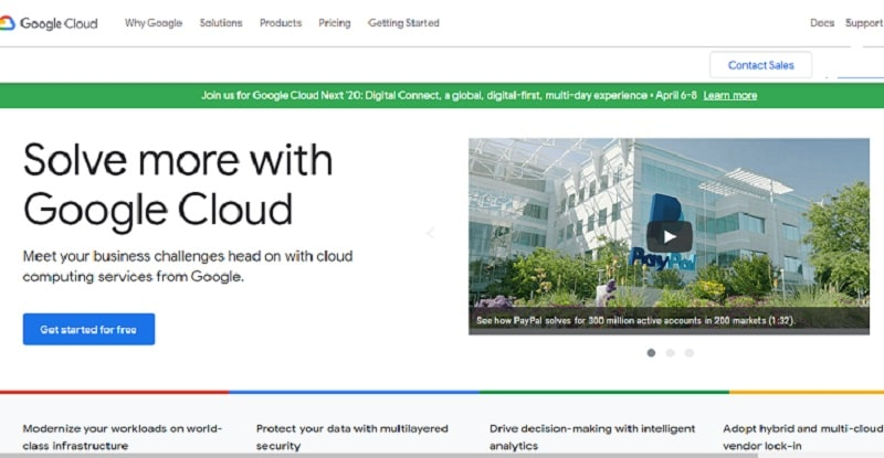 google cloud hosting-beststandout