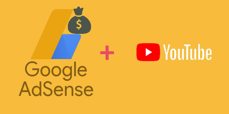 connect youtube to adsense and earn