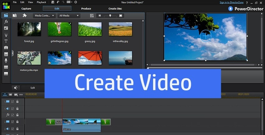 create video of your niche