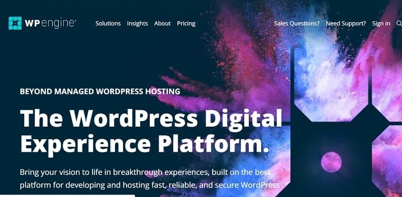 best webhosting for wordpress