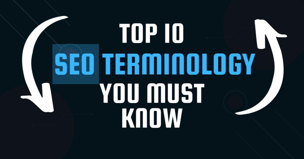 Seo terminology