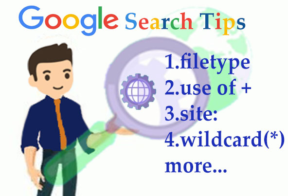 Google search Tips and techniques