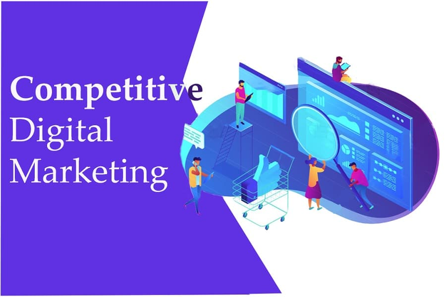 how to do competitive digital marketing in 2020