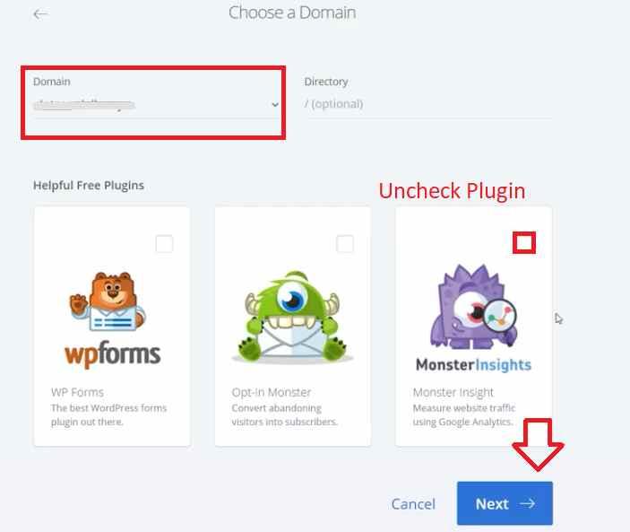 remove plugin wordpress