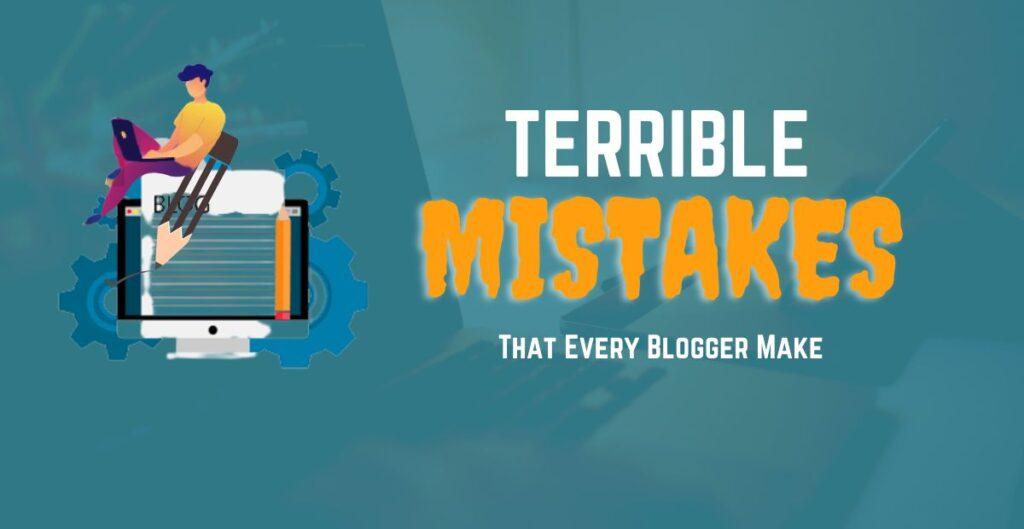 Amateur blogger