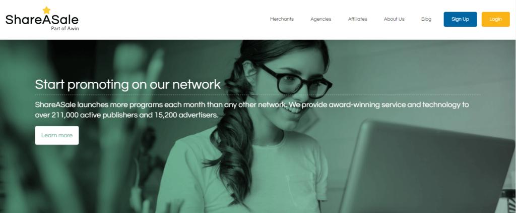 shareasell  affiliate program