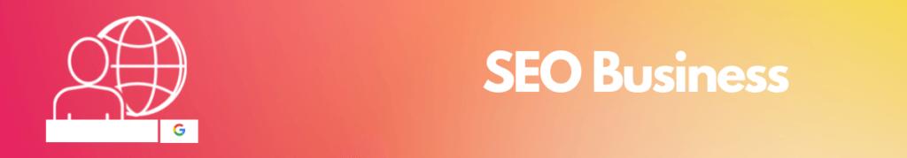 SEO lucrative online business