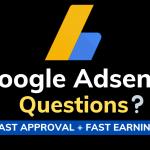 Google adsense questions